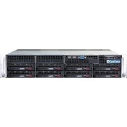 CAMTRACE SERVER - 8 DRAWERS   2U - W/ RAID - DBL POWER SUPPLADD LICENSES AND HDD