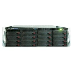 CAMTRACE SERVER - 16 DRAWERS  3U - W/ RAID - DBL POWER SUPPLADD LICENSES AND HDD