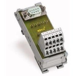 PINCE DE CAGE POTENCE INTERFACE MODULE 9 125 A AC/DC SUBMINI D-FEM 2V