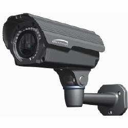 VIP série 1080p intérieur/extérieur IP PoE Bullet avec chauffe-eau intégré, Megapixel 3-9 mm, F1,2 objectif Vari-focal motorisé lentille
