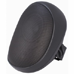 4 in. Outdoor Speaker with Transformer - Black (each)
