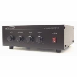 30 Watt RMS Public Address Amplifier with 30 W P.A. Amplifier