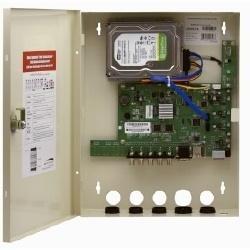 RS mur montage numérique enregistreur vidéo avec effet dissuasif numérique
