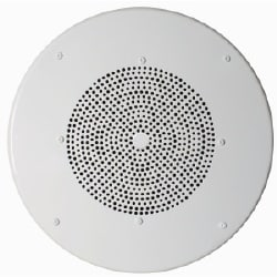 8 in. Speaker Grille Combo with Volume Control