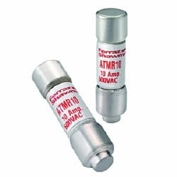 Low-voltage general purpose fuse, ATMR - Class CC - Fast-Acting, 600V 10A