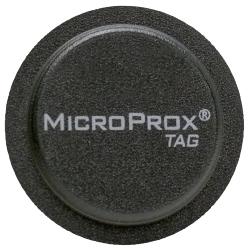Étiquette adhésive proximité Micro caché