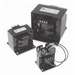 1 kVA TB Series open core & coil industrial control transformer, 240 x 480, 230 x 460, 220 x 440 Primary Volts - 120/115/110 Secondary Volts