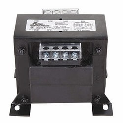 .5 kVA CE Series Industrial Control Transformer, 200/220/440, 208/230/460, 240/480 Primary Volts - 23/110, 24/120 Secondary Volts