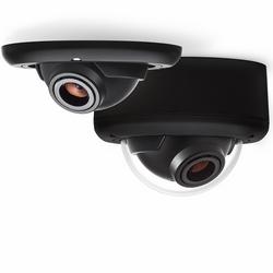1080p MegaBallTM 2 caméra, jour/nuit, 1920 x 1080, 31 images par seconde, MJPEG/H.264, Casino Mode, 3-10 mm RF/RZ P-iris lentille, dans-plafond/Surface Mount dôme intérieure, noir
