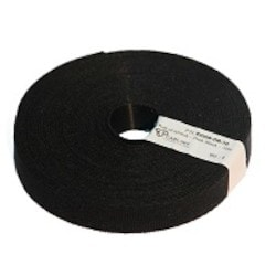Economical Cable Tie, ECO-SCRATCH, 10 meters Roll, Black
