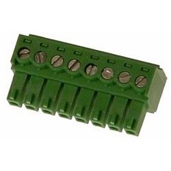 8 connecteur terminal 3,81 mm pour 2400/2401, 2400 + / 2401 +, 2490