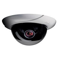 Sarix(TM) plate-forme Extented réseau fixe caméra dôme intérieure, 2,1 MP, jour/nuit, aucune lentille, dôme fumé, objet Video Security Suite Plus