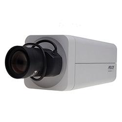 IP Sarix cuisinière professionnelle intérieure fixe PoE boîte 24V caméra, 2,1MP résolution, 1080P30 IPS, DayNight avec objectif à monture CS, Auto Back Focus, DC Iris, Audio, SDXC