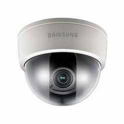 IP Dome Camera, 1.3 MP, HD(720p), Vari-focal 2.8x (3-8.5 mm), H.264/MJPEG, Electronic D/N, 12 V DC/PoE, IK08