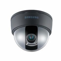 "Analogiques dôme caméra, 1/3"" CCD, 600 LTV, objectif Vari-focal (2,8-10 mm), True D/N, 24 V AC/12 V DC, boîtier noir"