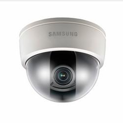 IP Dome Camera, VGA, H.264/MJPEG, Vari-focal Lens 3.5x (2.2-7.7 mm), H.264/MJPEG, Electronic D/N, SD/SDHC, 12 V DC/PoE, IK08