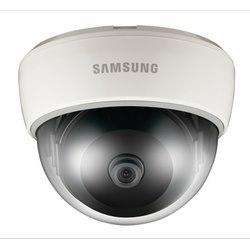 Réseau de caméra dôme, 3 MP, HD(1080p) complet, fixe de 3 mm Lens, H.264/MJPEG, électronique D/N, 12 V DC/PoE, 102º Angle de vue