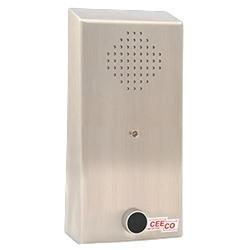 Rugged Mini Wall Mount mains libres numérote automatiquement le haut-parleur téléphones. Petit conçu et Durable pour s'adapter facilement à vos environnements difficiles