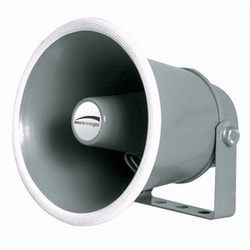 6 po 4 ohm Horn Speaker Weatherproof P.A.