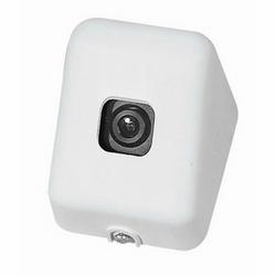Couleur mur Montage caméra, objectif grand Angle de 3,6 mm, boîtier blanc