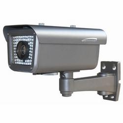 Résistant aux intempéries - caméra cylindrique de capture de plaque d'immatriculation