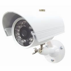 Couleur caméra Marine étanche, objectif grand Angle de 3,6 mm, boîtier blanc