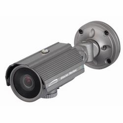 """GlacierTM Series Intensifier3 résistant aux intempéries caméra de """"Bullet"""" avec plaque de montage - 9-22 mm objectif à focale variable de AI, de boîtier gris foncé"""