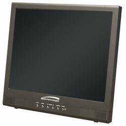 19. Couleur de haute résolution LCD moniteur 3d filtre en peigne, réponse 8 ms A / V entrées
