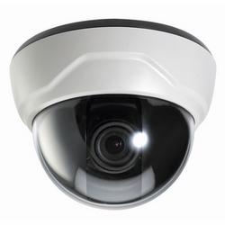Caméra dôme intérieure de Wide Dynamic Range, blanc luminaire
