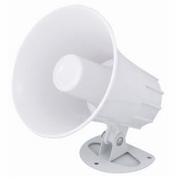 5 po 8 ohm Etanche ABS P.A. haut-parleur corne avec Base de métal
