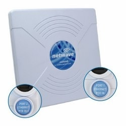 Environmentally Hardened High Throughput Wireless Ethernet Device