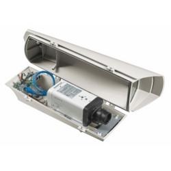 PUNTO PoE/Hi-PoE Housing for PoE Cameras, Sunshield and Heater