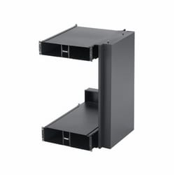 Net-Access Cabinet Air Inlet Duct. Designed for Cisco 9513 switch.