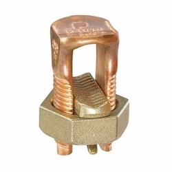 Split Bolt, Copper, #10 STR - #8 STR AWG