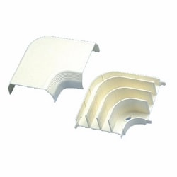 T-70 Right Angle Fitting, Off White