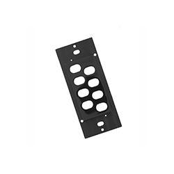 Status Color Change, Black Bezel For 38A00-3, Pack of 12