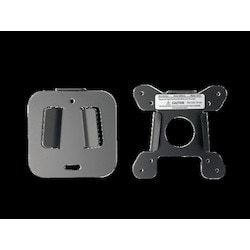 Flush VESA Wall Mount For 7 in. And 10 in. Screens; Max Display Weight: 25 lb.