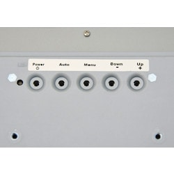 15.6 in. Open Frame USB; Non-touch Display; DVI/VGA/HDMI (via Adapter); 1920x1080 IPS LCD; 300cd/m2; 700:1 CR; Viewing Angles - 85/85/85/85; 75x100mm VESA; Includes Flange Mounting Brackets, External Power Supply; 3 Year Warranty