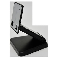 Vesa stand built for Mimo MCT Tablets and other 7 and 10 in. Product. VESA75. Folding Design