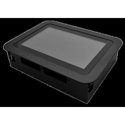 10.1 in. Wall Box For UM-1080 Series Monitors, Metal Box Design Including Removable Metal Front Bezel